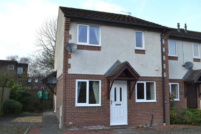 Thumbnail Semi-detached house to rent in Sunningdale Close, Etterby Park, Carlisle