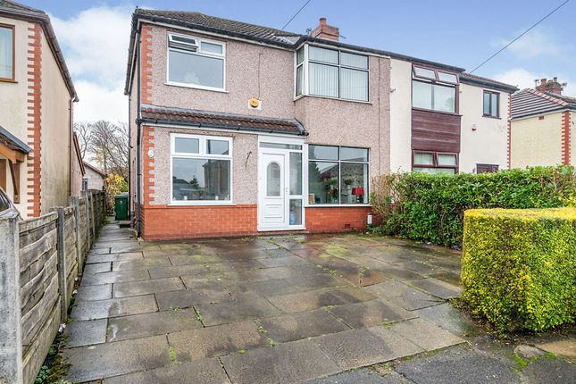 3 bed semi-detached house for sale in Kingsland Road, Farnworth, Bolton, Greater Manchester BL4