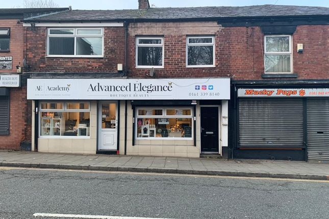 Thumbnail Industrial for sale in King Street, Dukinfield