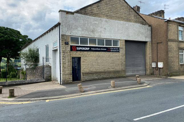 Thumbnail Light industrial for sale in 70 Keighley Road, Colne