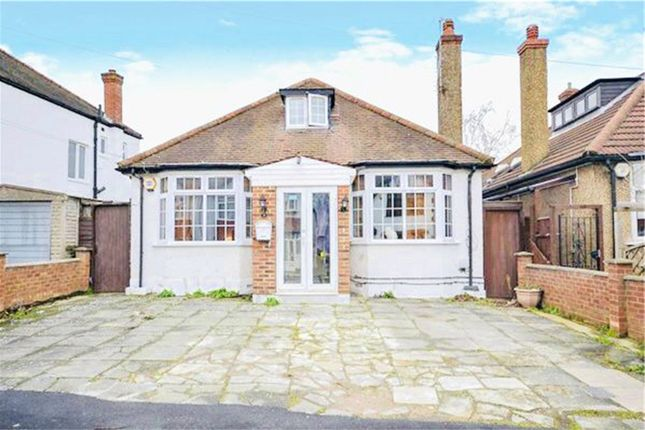 Thumbnail Detached bungalow for sale in Stilecroft Gardens, North Wembley