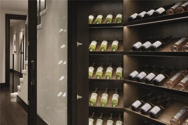 Wine Cellar of Chester Square, Belgravia, London SW1W