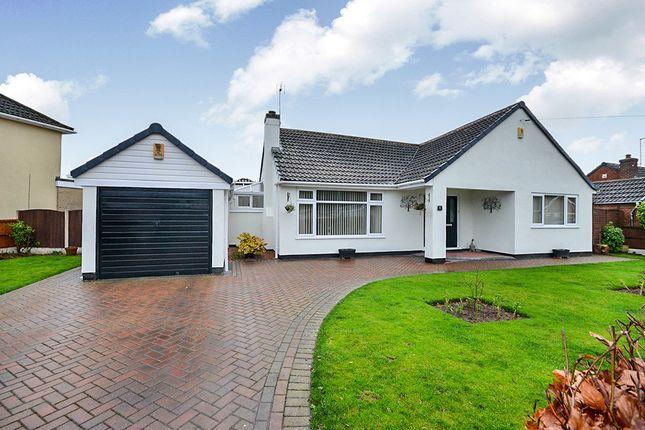 Thumbnail Bungalow to rent in Rosslyn Drive, Hucknall, Nottingham