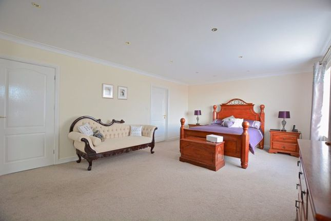 Master Bedroom of Manesty Rise, Low Moresby, Whitehaven CA28