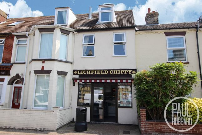 3 bed terraced house for sale in Lichfield Road, Great Yarmouth, Norfolk NR31
