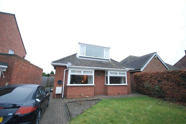 Thumbnail Detached bungalow for sale in Green Lane, Ashington