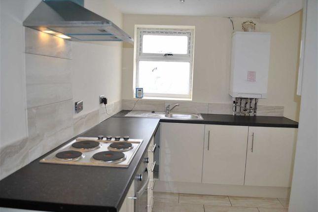 Thumbnail Flat to rent in Lawn Terrace, Rhymney, Tredegar