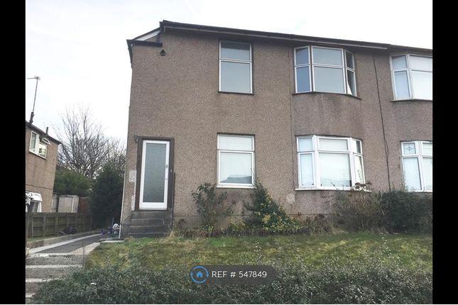 Thumbnail Flat to rent in Aikenhead Road, Glasgow