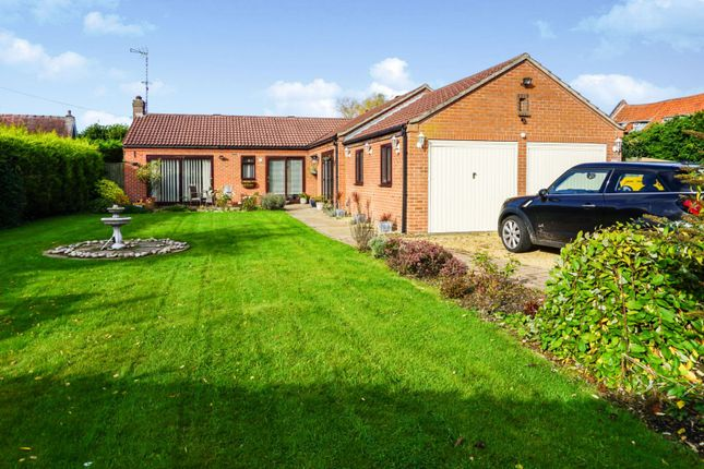 4 bed detached bungalow for sale in Water Lane, Oxton, Southwell NG25