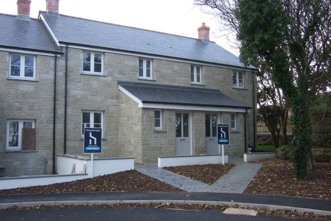 Thumbnail Terraced house for sale in Boscaswell Downs, Pendeen, Penzance