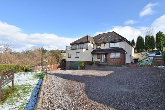 Thumbnail Detached house for sale in Seafield Gardens, Fort William