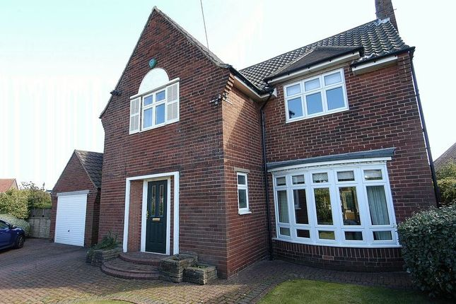 Thumbnail Detached house for sale in Derwent Road, North Shields