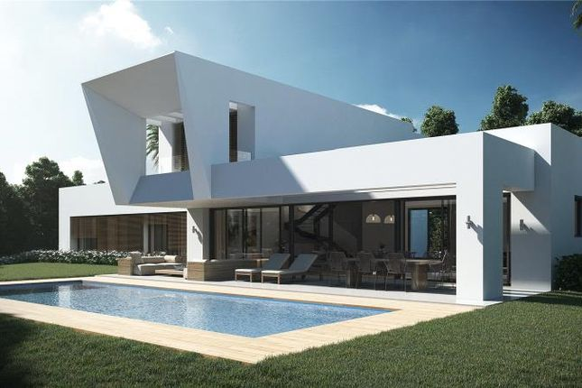 4 bed detached house for sale in Stylish Contemporary Villas, New Golden Mile, Estepona