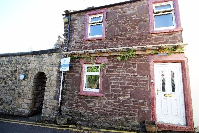 Thumbnail Terraced house to rent in Bridgend, Dunblane, Stirling