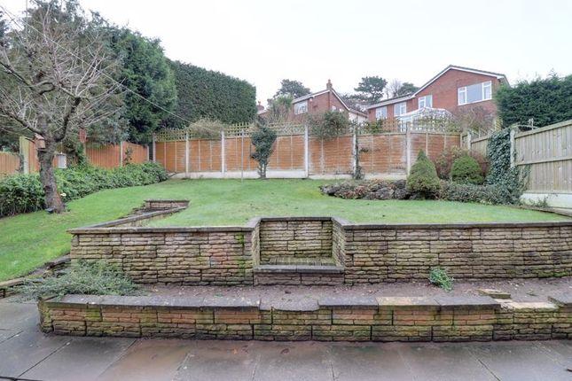 Garden of Nash Lane, Acton Trussell, Stafford ST17