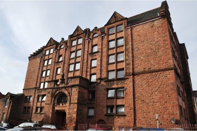 Thumbnail Flat to rent in Stewartville Street, Hyndland, Glasgow