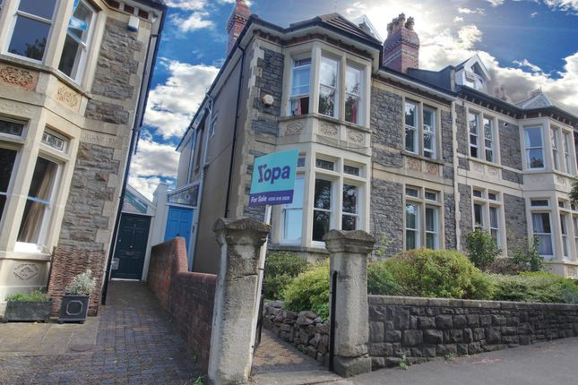 Semi-detached house for sale in Melita Road, St. Andrews, Bristol