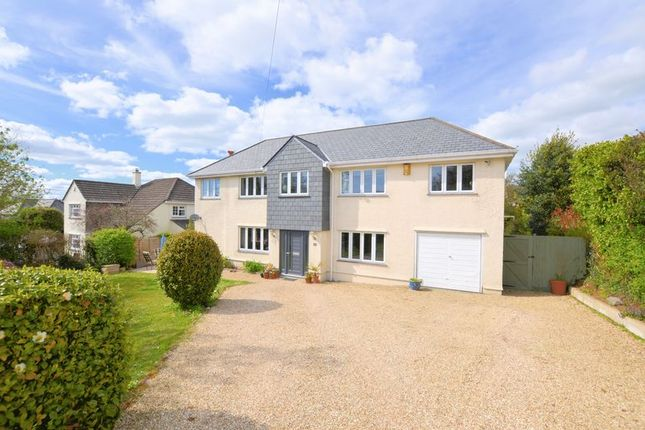Thumbnail Detached house for sale in Deer Park Lane, Tavistock