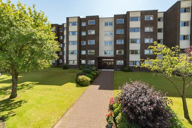 Thumbnail Flat for sale in 19 Beechlands Avenue, Netherlee, 3Yt.