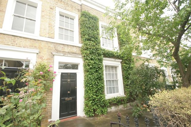 Thumbnail Terraced house to rent in Claylands Road, London