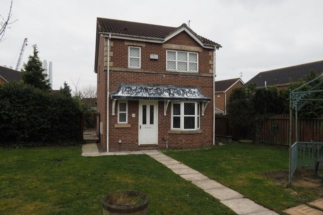 Thumbnail Detached house to rent in Raleigh Drive, Victoria Dock, Hull, East Yorkshire