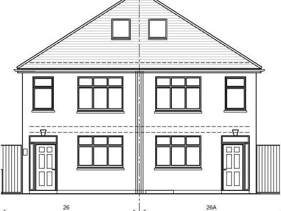 Thumbnail Semi-detached house for sale in Hardy Avenue, Ruislip