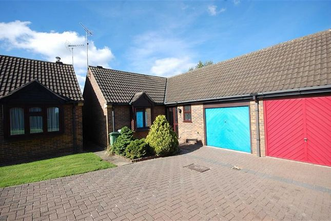 Thumbnail Semi-detached bungalow for sale in Metcalfe Close, Southwell, Nottinghamshire