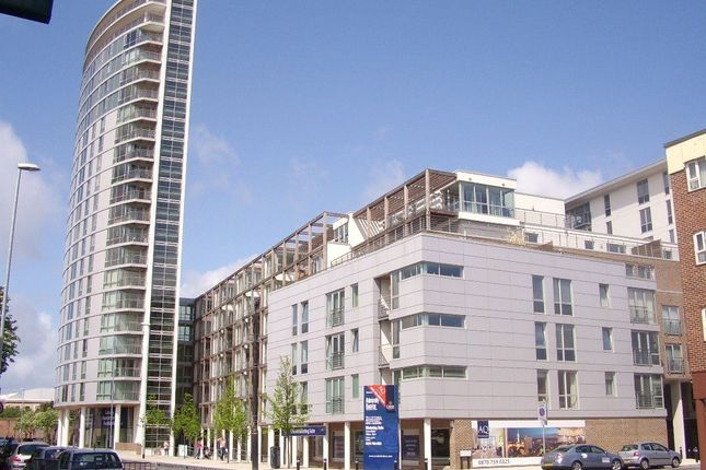 Thumbnail Flat to rent in Admiralty Tower, Queen Street, Portsmouth