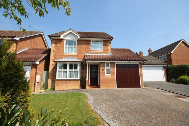 Thumbnail Detached house to rent in New Barn Lane, Ridgewood, Uckfield