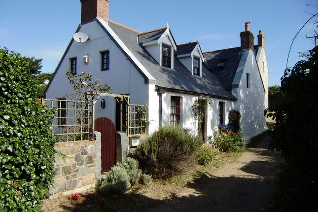 Thumbnail Detached house for sale in Sark, Guernsey