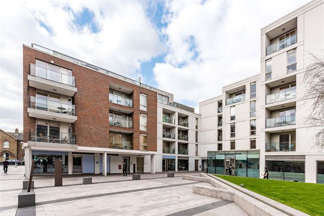 Thumbnail Flat for sale in Wingate Square, London
