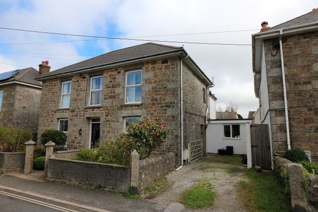 Thumbnail Semi-detached house for sale in New Road, Troon, Camborne
