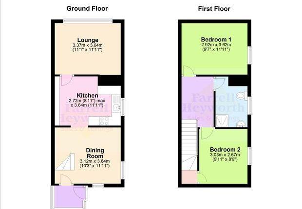 Floorplan of Swan Lane, Aughton, Ormskirk L39