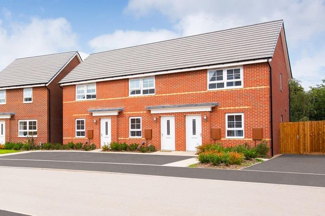 "2 bedroom terraced house for sale in ""Kenley"" at Fleece Lane, Nuneaton"