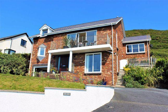 Thumbnail Detached house for sale in Felin Y Mor, Felin Y Mor, Aberystwyth