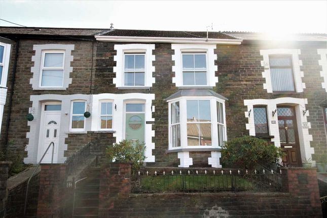 Thumbnail Terraced house for sale in Bronllwyn Road, Gelli, Pentre