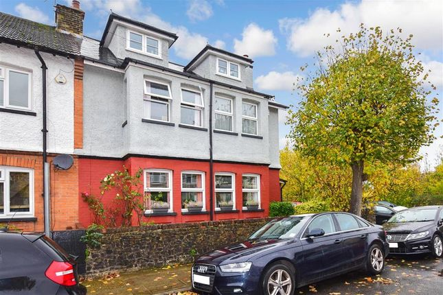Thumbnail End terrace house for sale in Mayfield Road, Northfleet, Gravesend, Kent