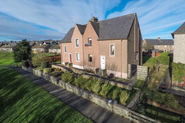 Thumbnail Semi-detached house for sale in 45, Burnfoot Road Hawick