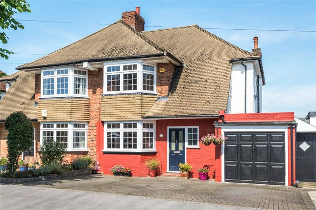 Thumbnail Semi-detached house for sale in Lime Tree Grove, Shirley, Croydon
