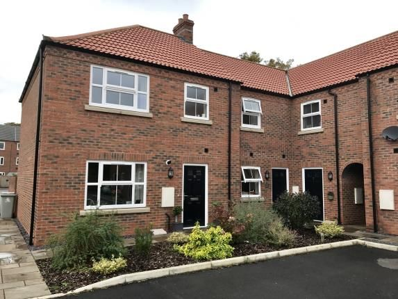 Thumbnail End terrace house for sale in Theodore West Way, Louth