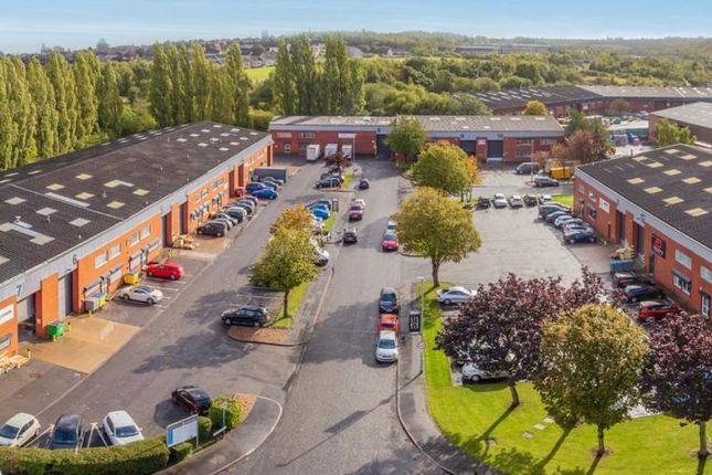 Thumbnail Industrial to let in Parkside Industrial Estate, Leeds