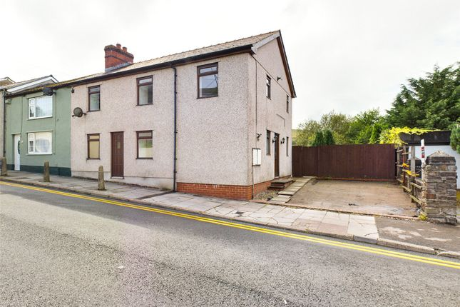 Thumbnail End terrace house for sale in King Street, Nantyglo, Gwent