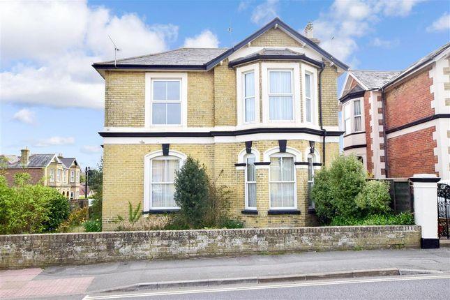 3 bed maisonette for sale in Pellhurst Road, Ryde, Isle Of Wight PO33