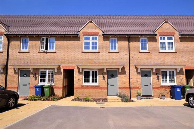 3 bed terraced house for sale in Honeysuckle Avenue, Leckhampton, Cheltenham GL53