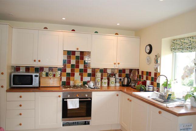 Thumbnail Detached house to rent in The Annexe, Bull Street, Aston, Bampton, Oxfordshire