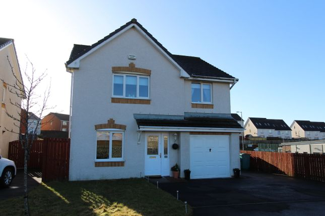 Thumbnail Detached house for sale in Leishman Place, Airdrie