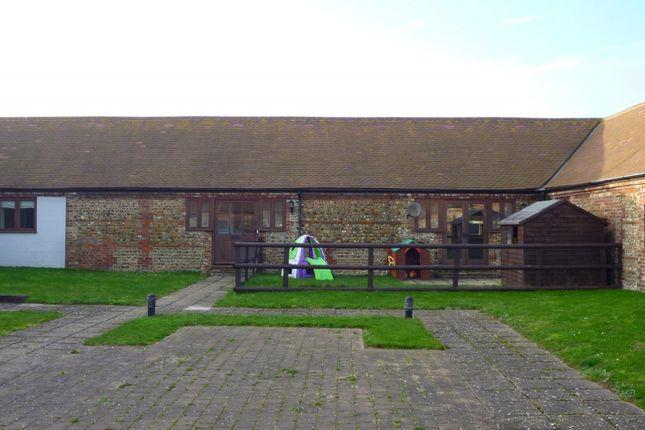 Thumbnail Property to rent in Headhone Barns, Lidsey Road, Bognor Regis