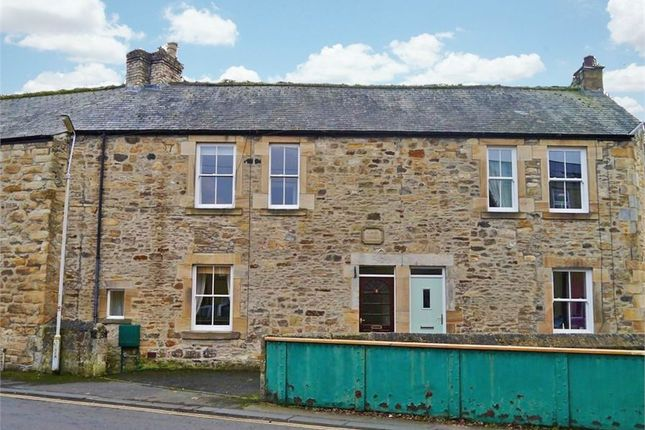 Thumbnail Terraced house for sale in Albion Terrace, Hexham, Northumberland