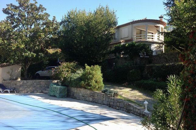 France Pool Area of Bastide, Le Vigan, Gard, Languedoc-Roussillon, France