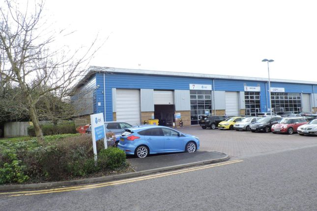 Thumbnail Warehouse to let in The I O Centre, Nash Road, Redditch